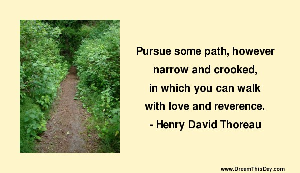 Attrayant Wise Quotes About Path